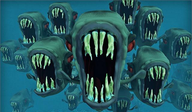 zgül fobi piranhas 123287 640 - Fobiler