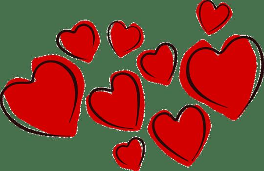 aşk sevgi testi testleri hearts 37308 640 e1461527560939 - Aşk, Sevgi Testleri