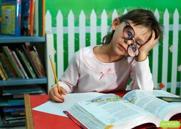 Çocuk & Ders çalışma, verimli ders çalışma