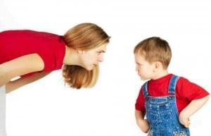 Çocuklarda İnatlaşma