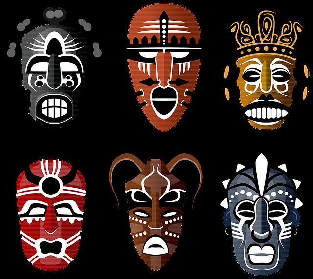 kişilik bozukluğu tribal masks 1099646 640 - Kişilik Bozukluğu