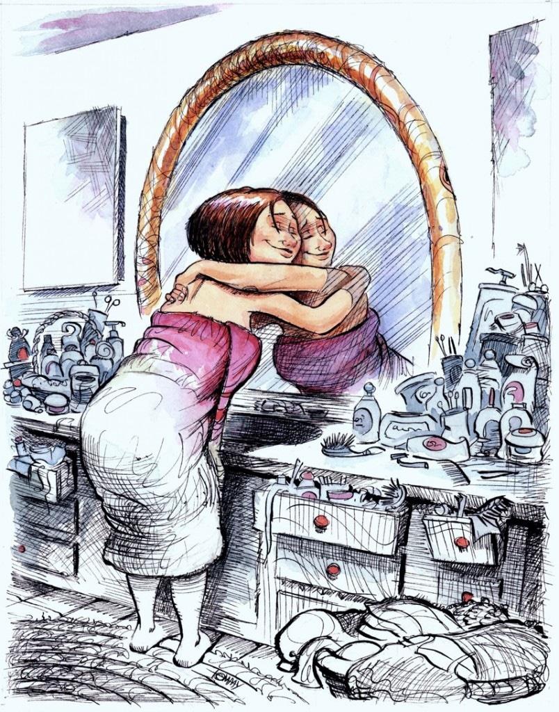 Narsisizm - nedir bu Bir kişinin olumsuz nitelikleri. narsizm