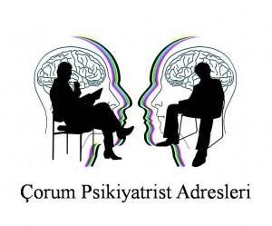 Çorum Psikiyatrist Psikiyatri Doktoru Ruh Sağlığı ve Hastalıkları Uzmanı Adresleri