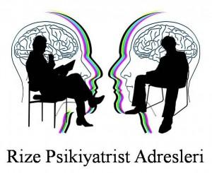 Rize Psikiyatrist Psikiyatri Doktoru Ruh Sağlığı ve Hastalıkları Uzmanı Adresleri