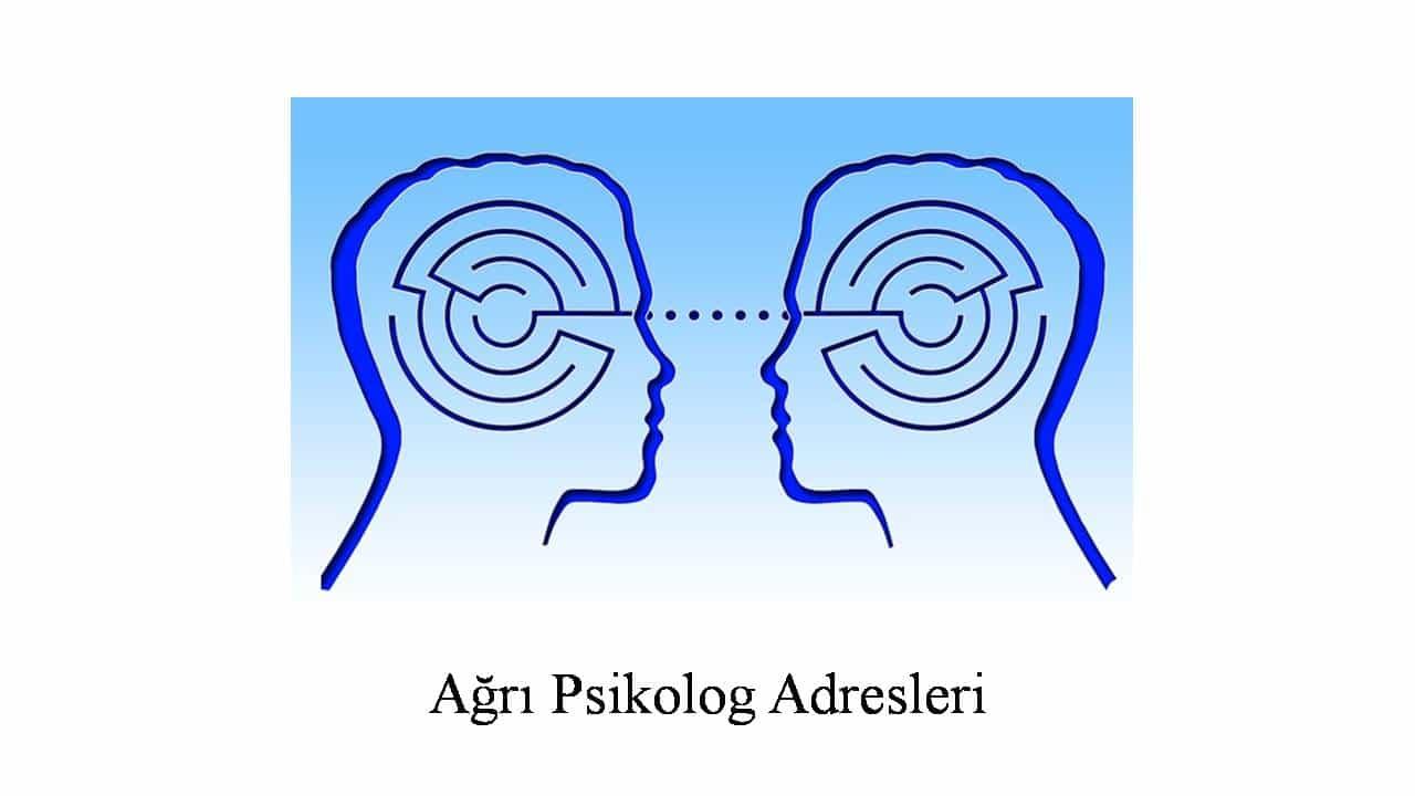 psikolog ağrı - Psikolog Ağrı