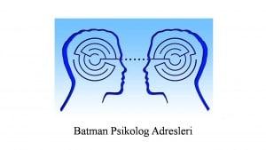 Batman psikolog adresleri