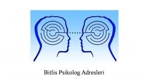 Bitlis psikolog adresleri
