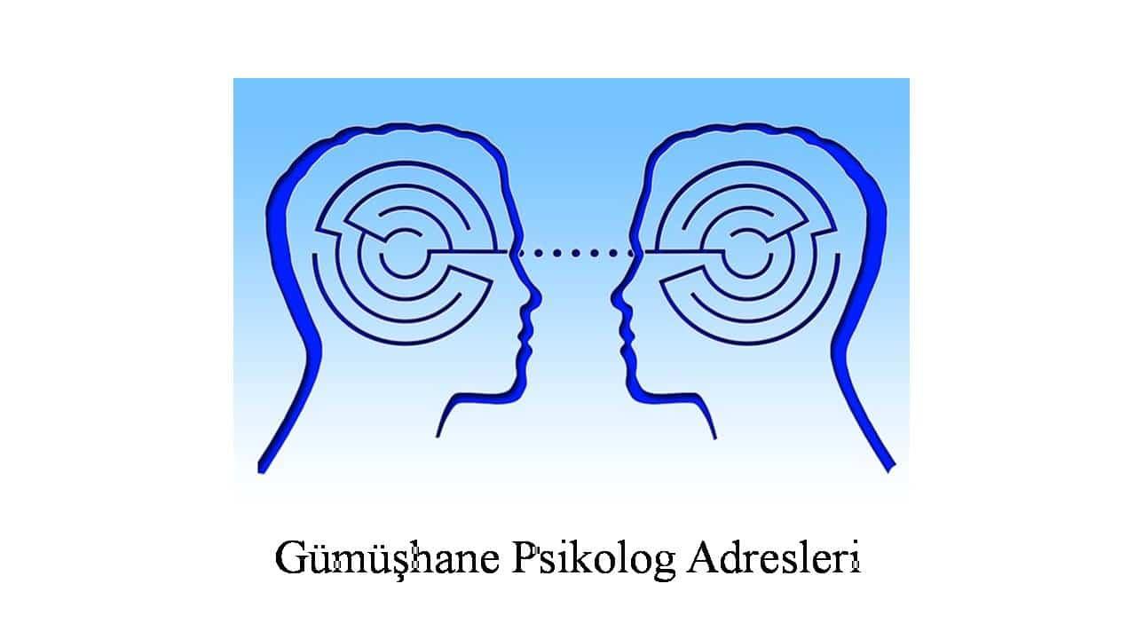 psikolog gümüşhane - Psikolog Gümüşhane