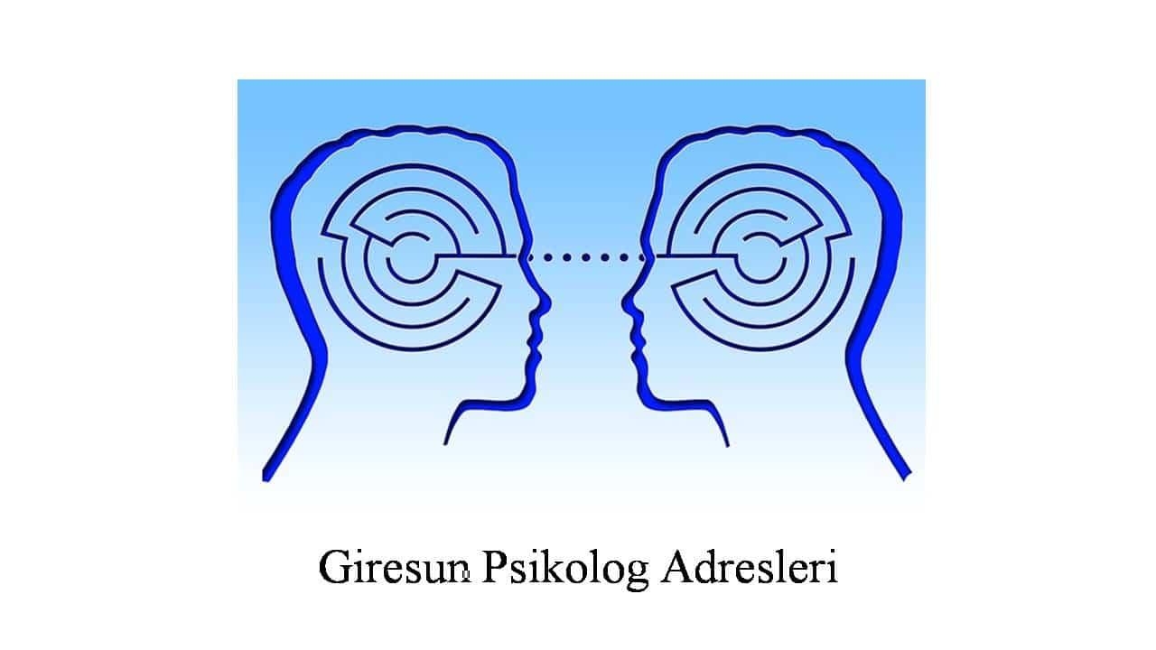 psikolog giresun - Psikolog Giresun
