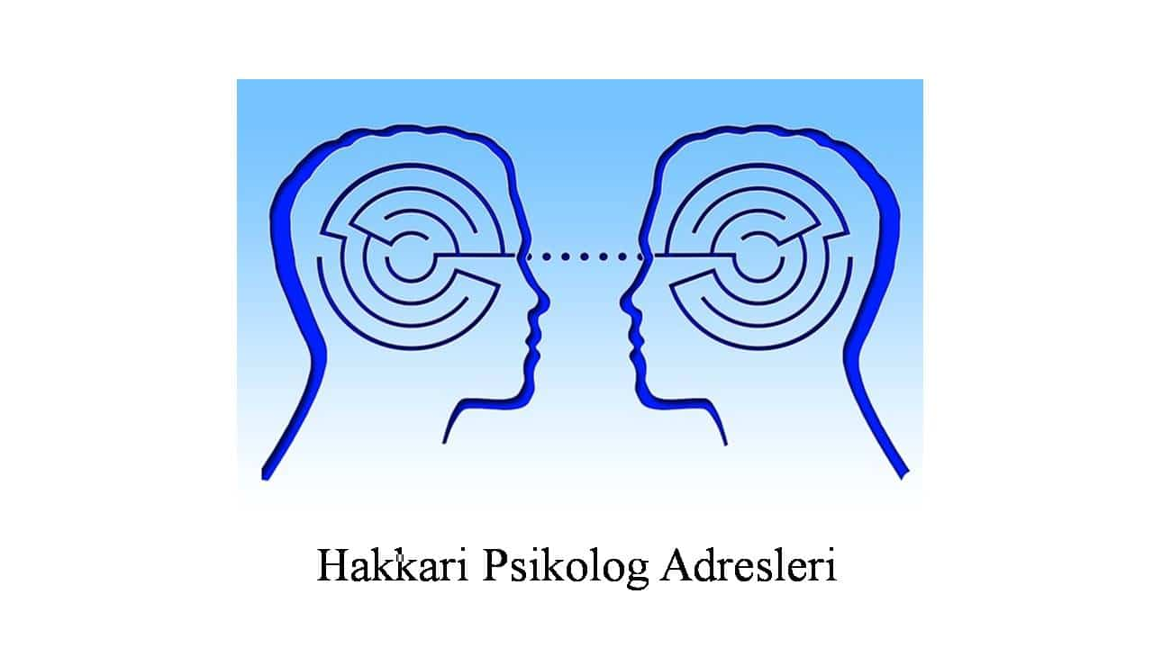 psikolog hakkari - Psikolog Hakkari