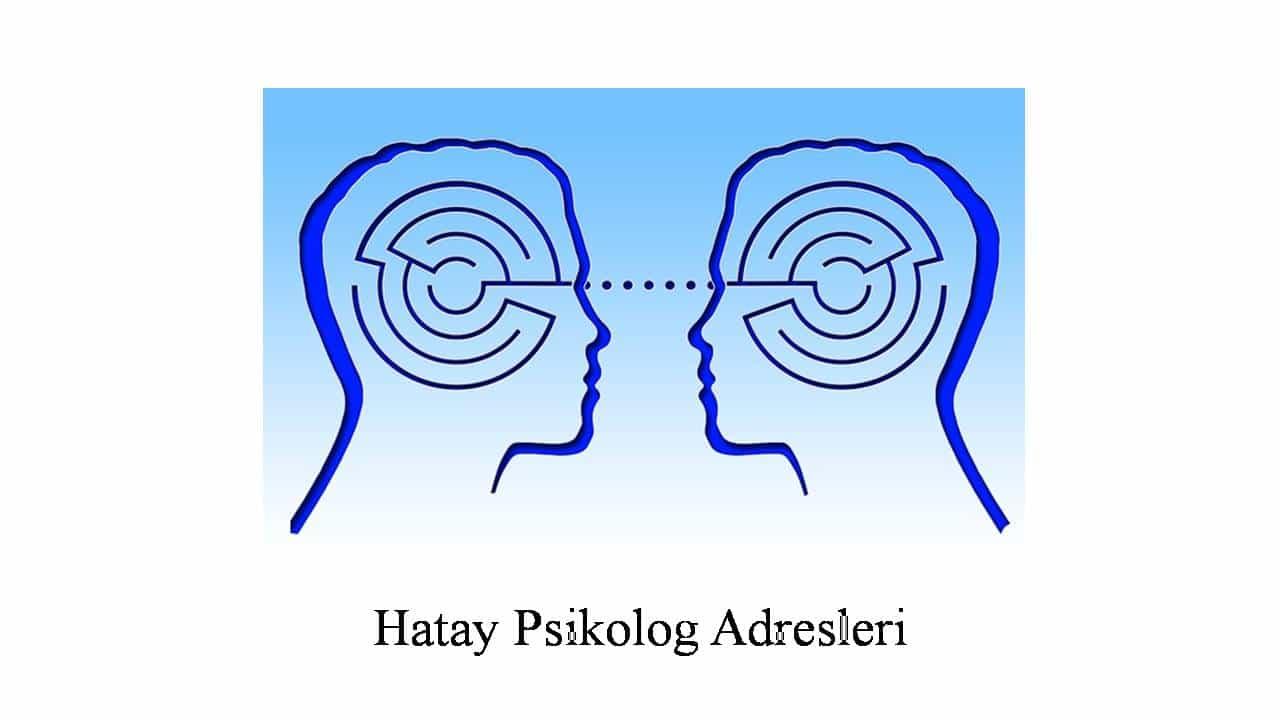psikolog hatay - Psikolog Hatay