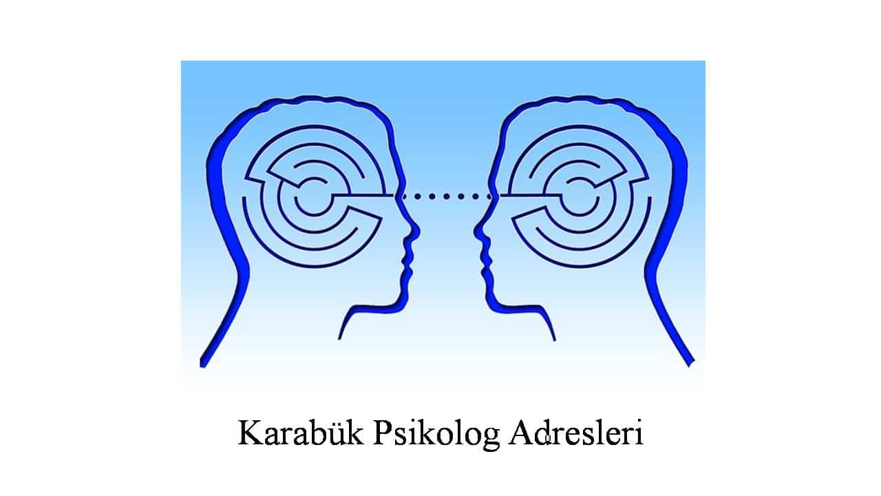 psikolog karabük - Psikolog Karabük