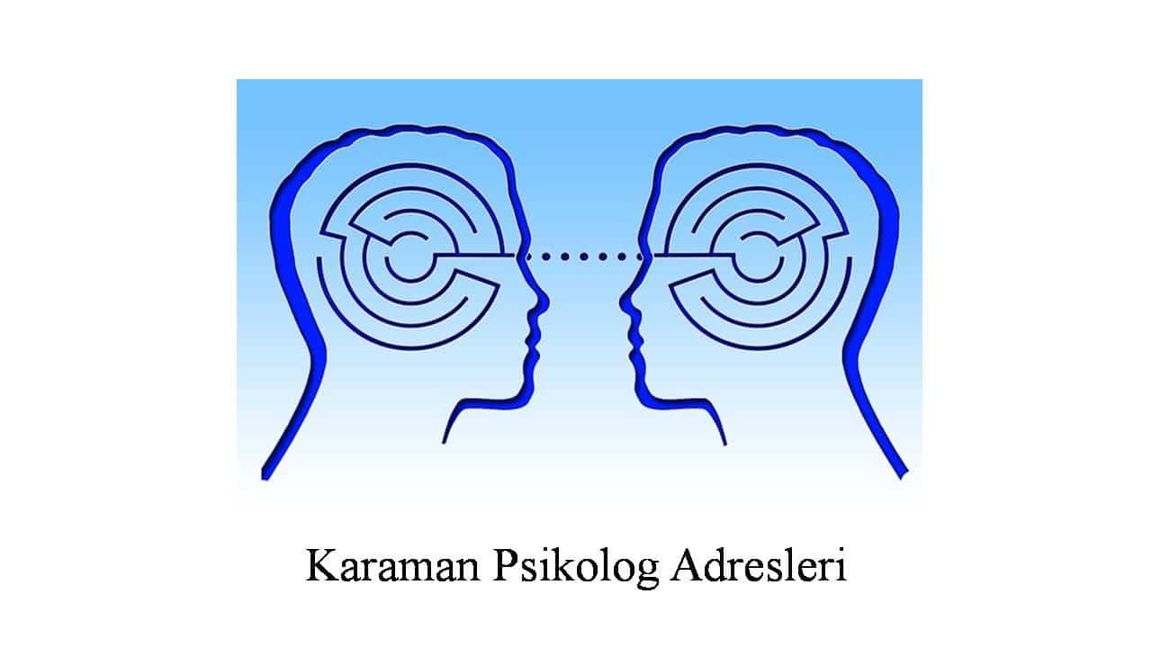psikolog karaman - Psikolog Karaman