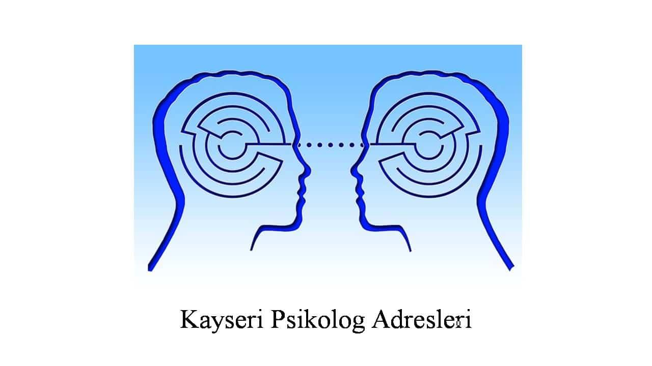 psikolog kayseri - Psikolog Kayseri