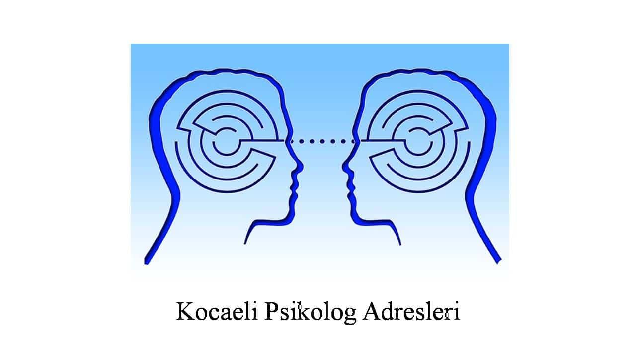 psikolog kocaeli - Psikolog Kocaeli / İzmit