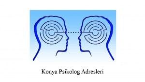 Konya psikolog adresleri