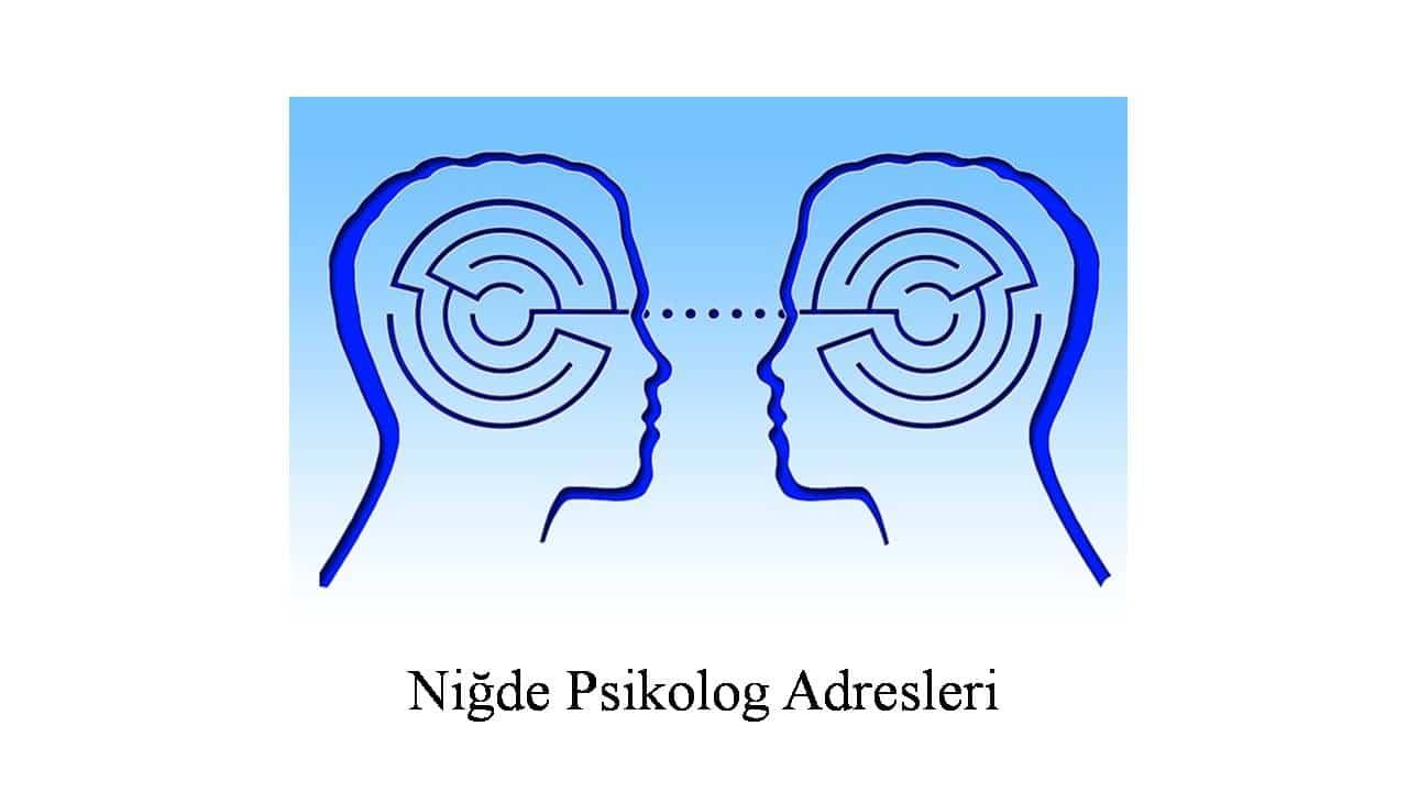 psikolog niğde - Psikolog Niğde