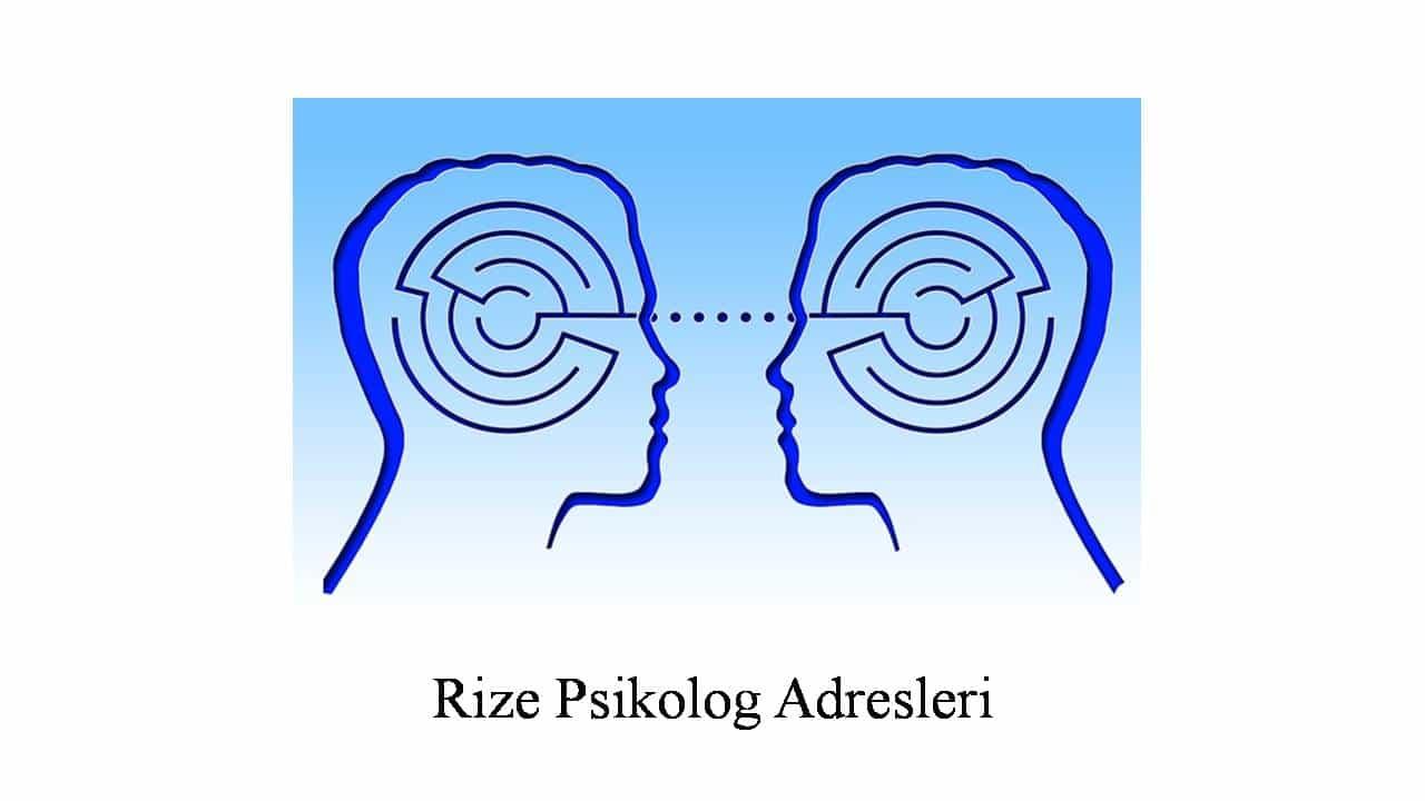 psikolog rize - Psikolog Rize