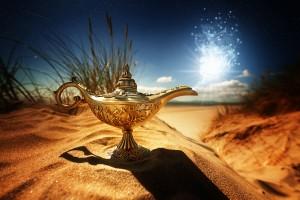 Alaaddin'in Sihirli Lambasına İhtiyacınız Olmadığını Hiç Düşündünüz Mü? Esin Nur Akyıldız
