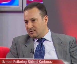 Uzman Psikolog Bülent Korkmaz