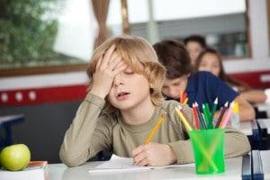Cocuklarda Okul Başarısızlığı