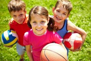 Çocuklar Spor Yaparak Büyüsünler - İpek Gökozan