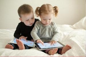 Çocuklar ve Tablet Kullanımı - İpek Gökozan